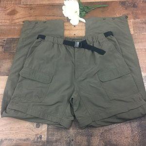 Royal Robbins Convertible Hiking Pants Shorts